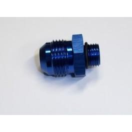 AN8 o-ringstätad - AN6 adapter